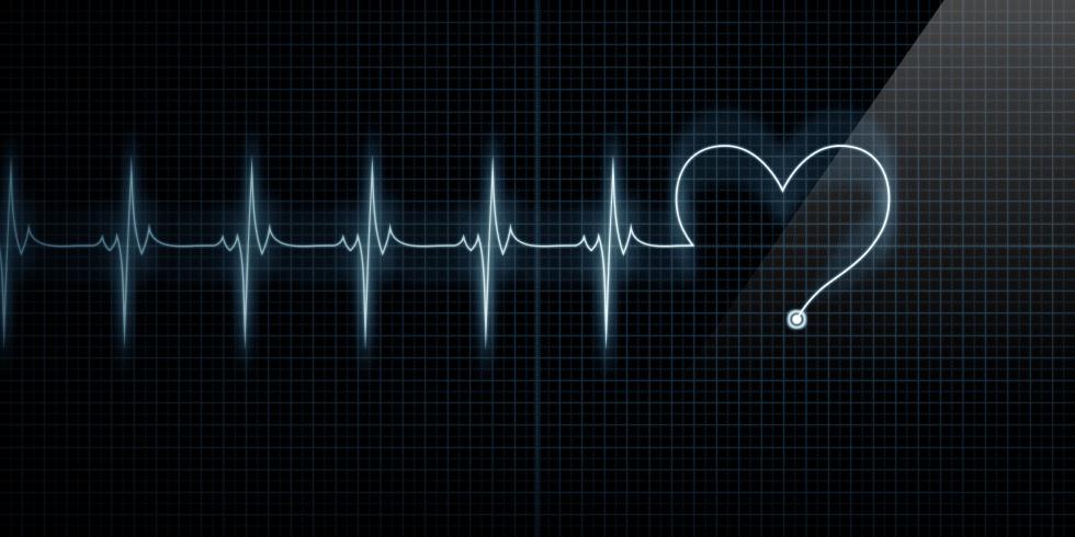 Heart Shape Monitor
